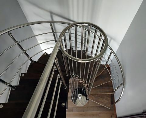 Лестница больцевая - дизайнерское решение